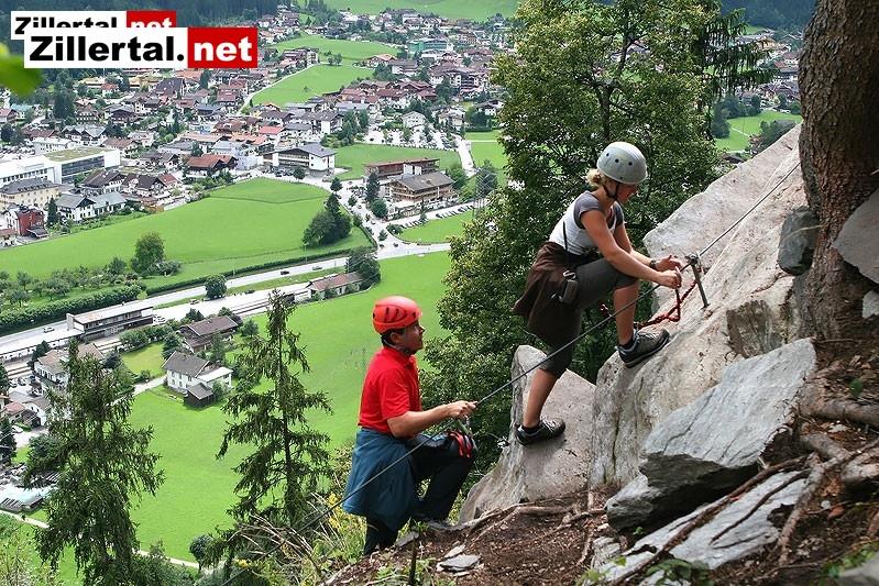 Klettersteig Mayrhofen : Fotos kategorie: 08 10 mayrhofen klettersteig zimmereben